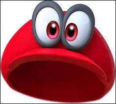 Dans Mario Odyssey , comment s'appelle sa casquette ?
