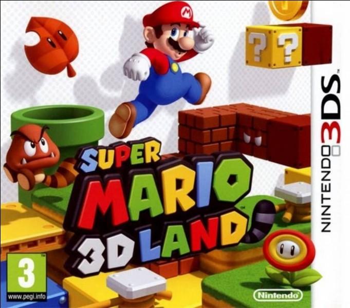 Que trouve-t-on dans la maison de Toad du monde 3 dans Mario 3D Land ?