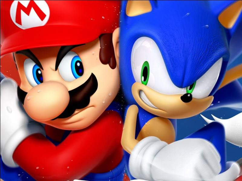 Quelle est la différence entre Mario et Sonic ?
