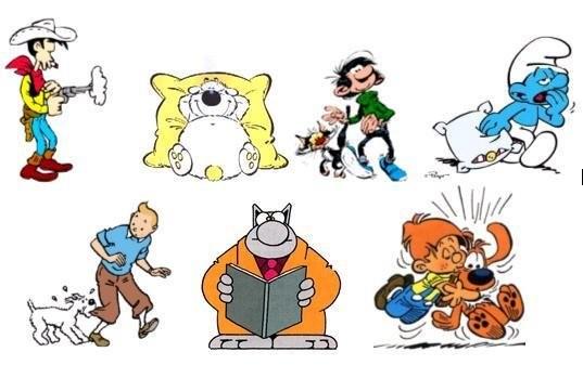 Quel personnage de BD êtes-vous ?