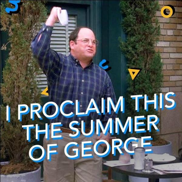 Summer of George était le titre donné à ... pendant son tournage ?