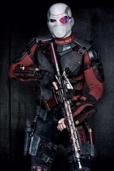 Qu'a dû faire Will Smith pour incarner le personnage de Deadshot ?