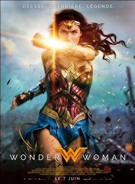 """Quand a commencé le projet du film """"Wonder Woman"""" ?"""