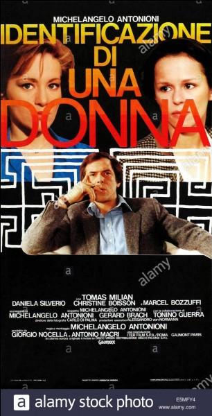 """""""Identification d'une femme"""" est un long-métrage signé Luchino Visconti."""
