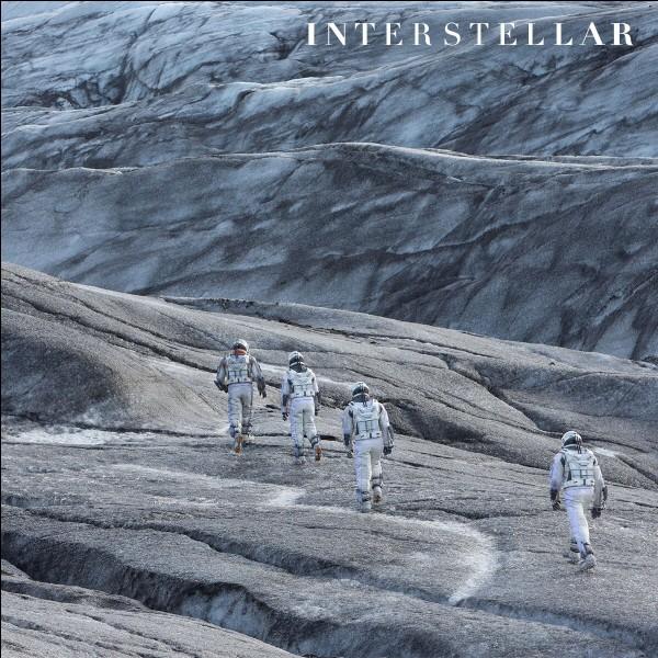 """""""Interstellar"""" est un long-métrage dans lequel joue Michael Caine."""