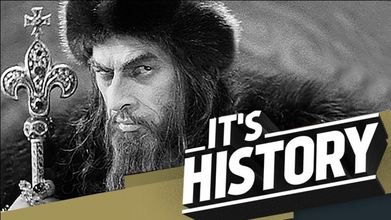"""""""Ivan le terrible"""" est un film réalisé par Sergueï Eisenstein."""