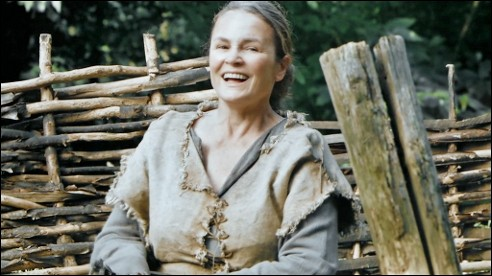 Comment s'appelle la mère de Perceval ?