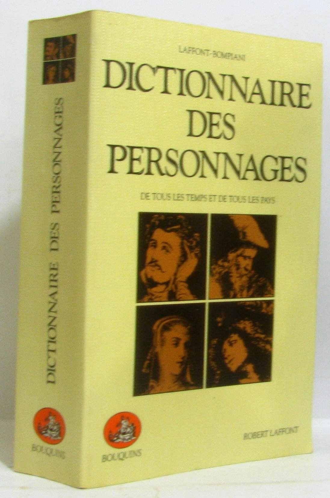 Personnages littéraires