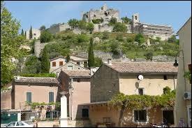 Je vous propose de partir dans le Vaucluse, à Entrechaux. Nous serons en région ...
