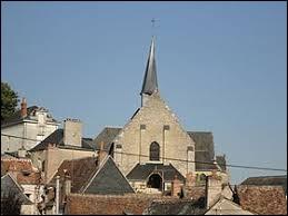 Nous partons en Touraine, à Reugny. Nous serons dans le Centre-Val-de-Loire, dans le département ...