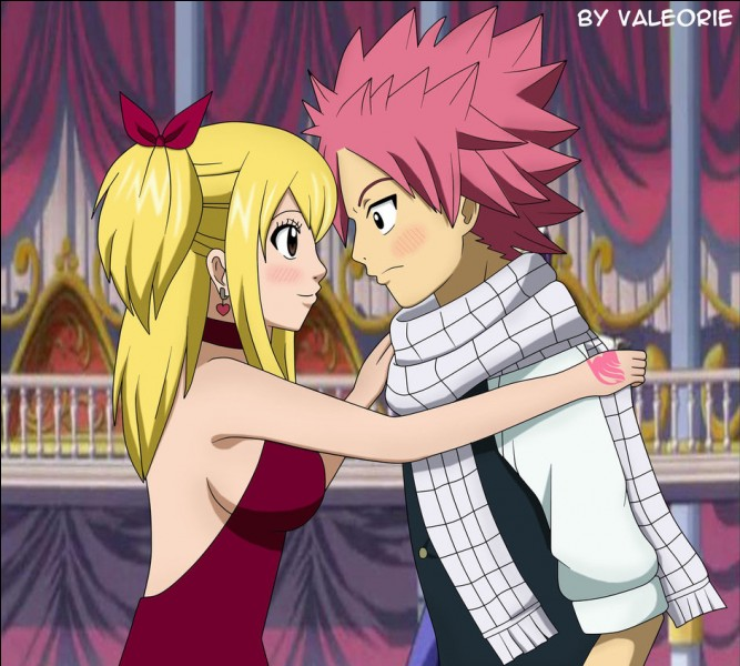 Qui aime Lucy ?