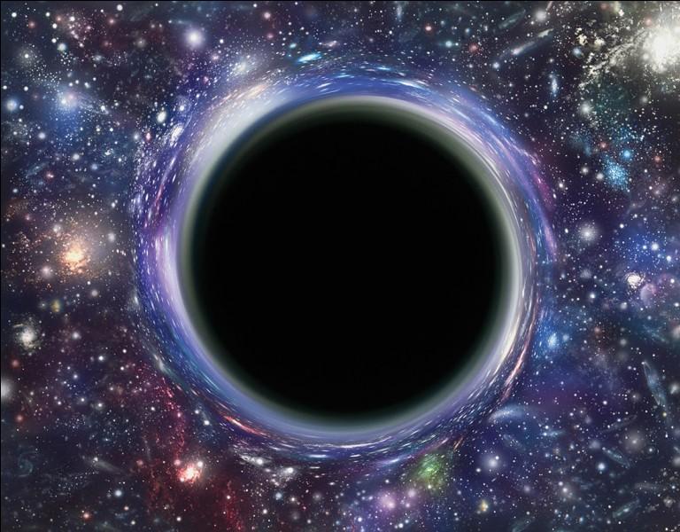 D'où viennent les trous noirs ?