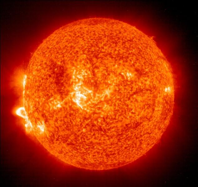 Combien pèse la masse du Soleil (en %) par rapport à tout notre Système solaire ?