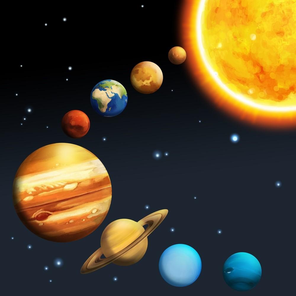 Le Système solaire - 2