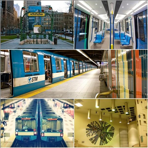 Le 10 janvier 1863, le premier métro urbain du monde est ouvert au public. Dans quelle ville ?