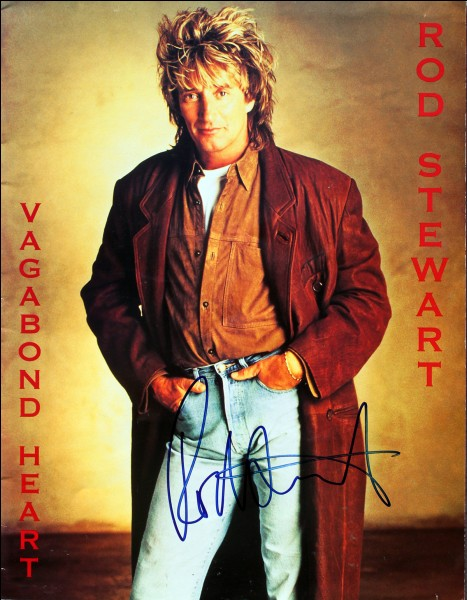 Le chanteur anglais Rod Stewart est né un 10 janvier.Mais de quelle année ?