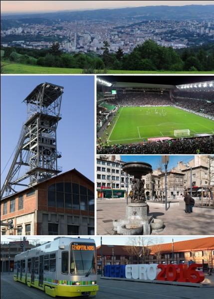 En y passant vous pourriez devenir vert dans le chaudron, ce qui est certain c'est que vous n'êtes pas à Lyon. Quel est cet endroit ?