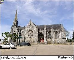 Pour finir, je vais vous demander le nom des habitants de Kernascléden (Morbihan).