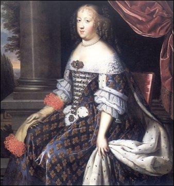 Mère d'aucun roi de France qui est-elle ?