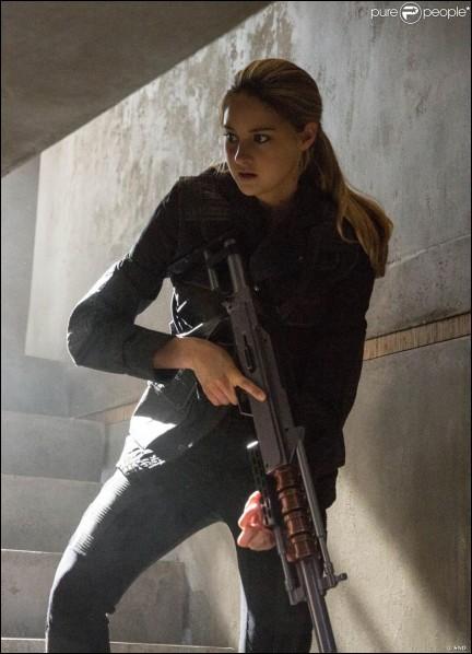 Tris a tiré sur Eric dans le tome 1, mais où ?