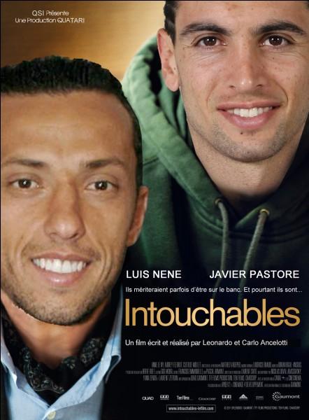 """""""Intouchables"""" est un long-métrage joué par Omar Sy."""