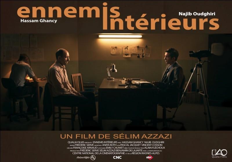 """""""Intérieurs"""" est un film mis en scène par Woody Allen."""