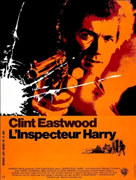 """On peut voir Don Siegel dans le film """"L'Inspecteur Harry""""."""
