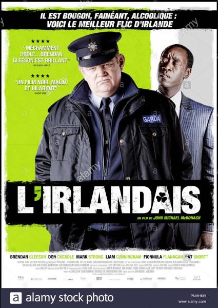 """""""L'Irlandais"""" est un film dans lequel joue Liam Neeson."""
