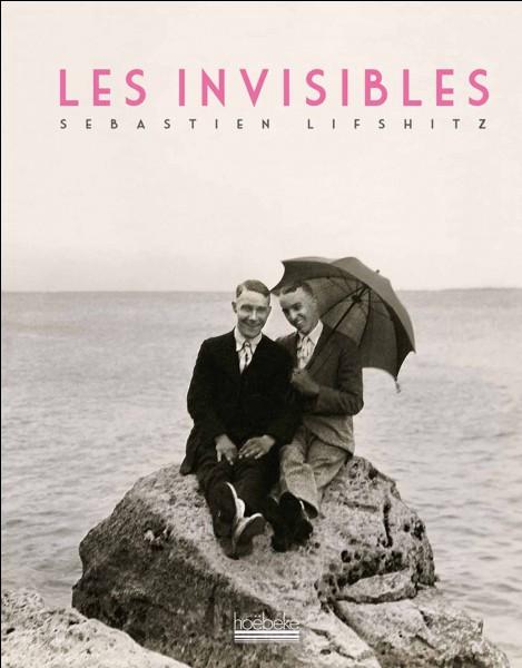"""""""Les Invisibles"""" est le titre d'un film joué par Audrey Lamy."""