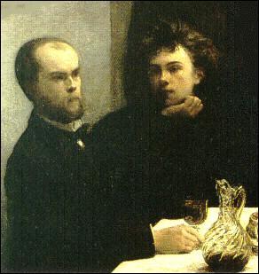 On sait que Rimbaud et Verlaine étaient amants. Qui tenta de tuer l'autre lors d'un voyage à Bruxelles ?