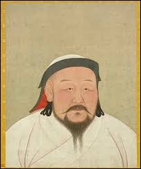 Marco Polo résida plusieurs années à la cour de l'empereur de Chine...
