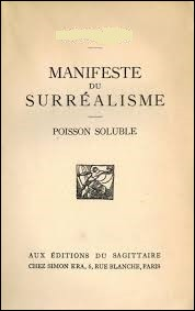 Qui est l'auteur du « Manifeste du surréalisme » ?