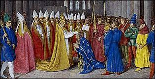 Charlemagne fut couronné le 24 ou 25 décembre 1800.