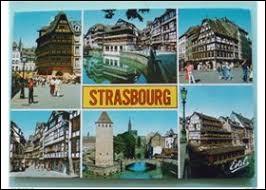 Strasbourg est le chef-lieu du Grand-Est.