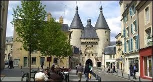 Préfecture de la Moselle, Nancy est une ville du Grand-Est.