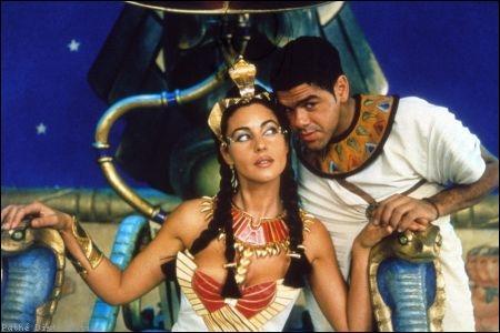 Quel rôle joue-t-il dans 'Astérix : Mission Cléopâtre' ?