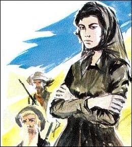 En 1840, quel romancier crée le personnage de Colomba ?
