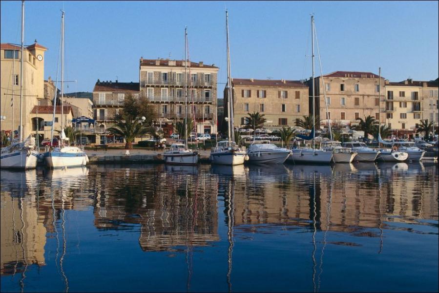 Laquelle de ces villes n'est pas située en Haute-Corse ?