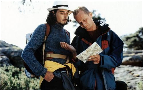 Quel film de Philippe Harel se déroule dans la montagne corse ?