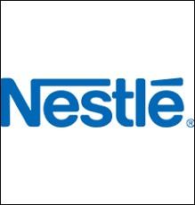 Combien d'oiseaux trouve-t-on sur le logo actuel de la marque Nestlé ?