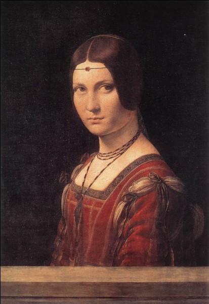 """La légende de """"La belle ferronière"""" : Femme d'un bourgeois parisien, elle eut le malheur de plaire au roi. Le mari, conscient qu'il ne pourrait aller contre le désir royal chercha un moyen de se venger d'être cocu. Que fit-il ?"""