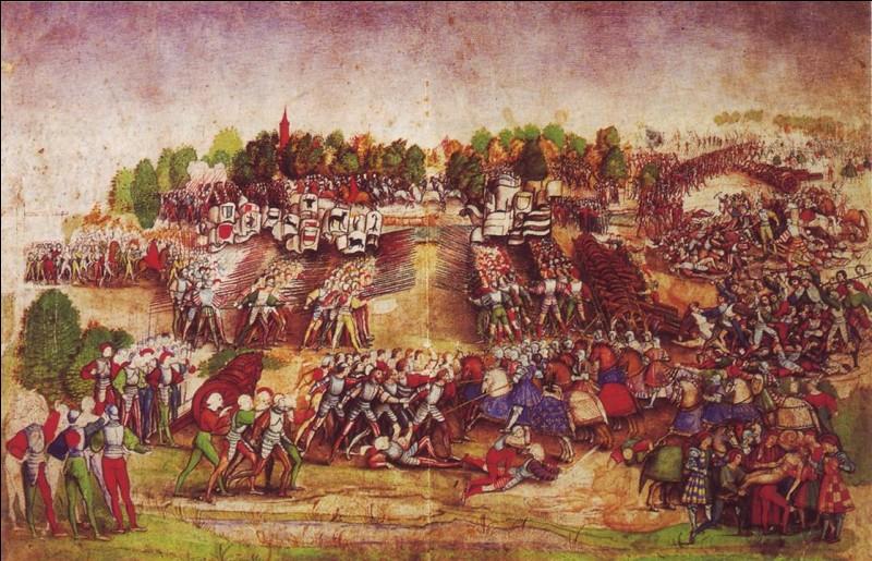Depuis Louis XI la couronne de France revendique des biens en Italie. Charles VIII et Louis XII y ont entamé des campagnes. À peine couronné François 1er part remporter là-bas la seule date de l'histoire de France que tout le monde connaît : Marignan. Savez-vous en quel mois s'est déroulée cette bataille ?