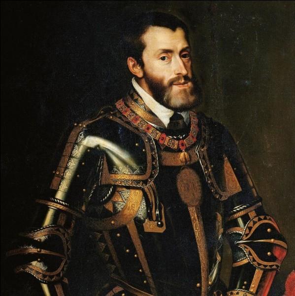 Comme Louis XI eut Charles le Téméraire, François affronta pendant tout son règne Charles Quint. Que disait-on de son empire tant il était vaste ?
