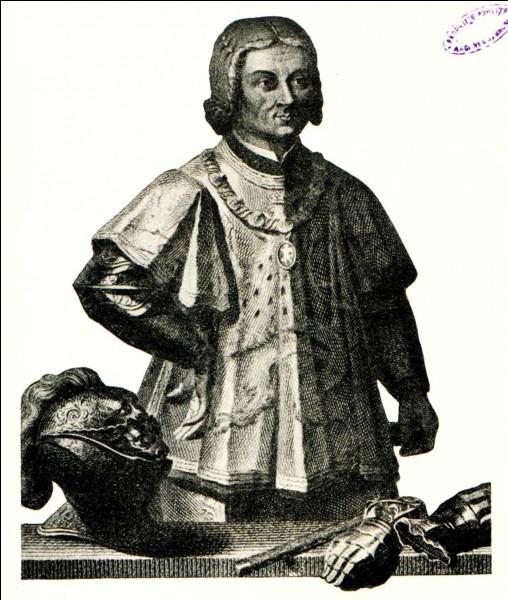 Il n'y a pas que la victoire de Marignan pendant le règne de François 1er, il y a aussi la lourde défaite de Pavie où il fut fait prisonnier. Quel grand capitaine, célèbre aujourd'hui pour autre chose que ses faits d'armes, y trouva la mort ?