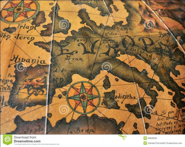 """En terme de superficie, l'Europe est environ """"..."""" fois plus grande que la France."""