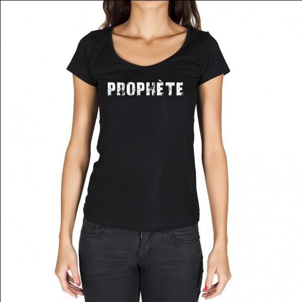 """Quel cinéaste a réalisé le film """"Un Prophète"""" ?"""