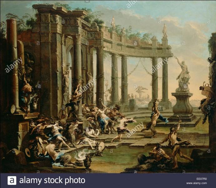 """Le musée de Saint-Pétersbourg s'appelle le """"Prado""""."""
