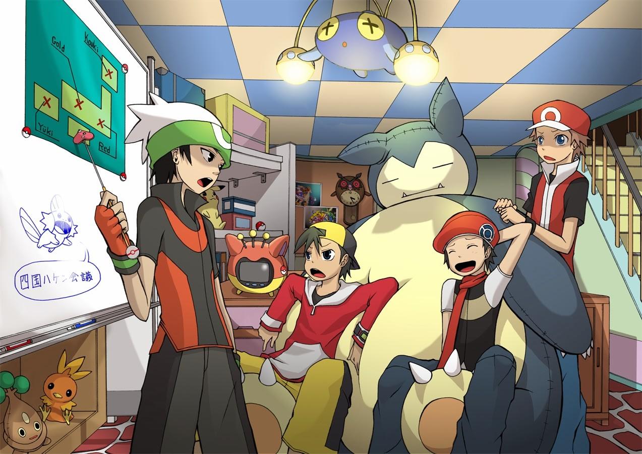 Tu es plutôt un dresseur ou un Pokémon ?