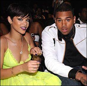 Quand a-t-elle été agressée par Chris Brown ?