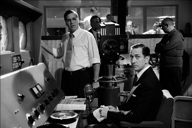 """""""Good night, and good luck"""" (bonne nuit, et bonne chance) est un très bon film réalisé par un acteur célèbre, lequel ?"""
